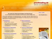 Proofreading.de - Ingrid Vogt