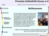 Prostata Selbsthilfegruppe Essen e.V.