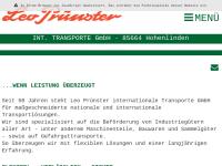Leo Prünster Int. Transporte GmbH