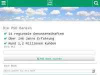 Verband der PSD Banken e.V.
