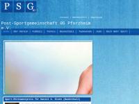 Post-Sportgemeinschaft 05 Pforzheim e.V.