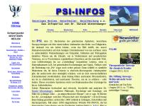 Harald Wiesendanger - PSI Infos