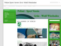 Polizei-Sport-Verein Grün-Weiss Wiesbaden e. V.