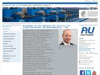 Institut für Produktionstechnik und Umformmaschinen, Technische Universität Darmstadt