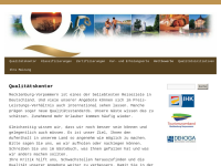 Qualitätskontor Mecklenburg-Vorpommern