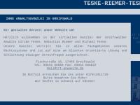 Teske - Riemer - Teske