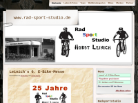 Rad-Sport-Studio, Horst Leinich