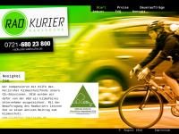Radkurier Karlsruhe Budwasch & Schatz GbR