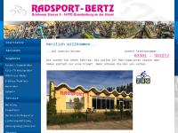 Radsport Bertz