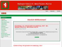 Radsportbezirk Westfalen-Mitte e.V.