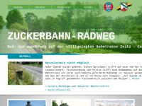 Förderverein Rad- und Wanderweg auf der stillgelegten Bahntrasse Zeitz - Camburg e.V.