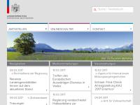 Radwege - Landesverwaltung Liechtenstein