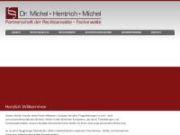 Dr. Michel, Kruse, Discher und Michel