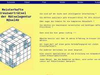 R@sel4U, Rätselagentur WeberKnecht