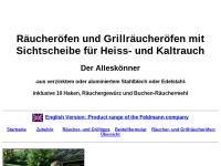 Feldmann Räucheröfen