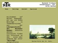 Trinkaus, Raimund: Bochumer Geschichte