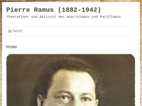 Erkenntnis. Zeitschrift der Pierre-Ramus-Gesellschaft, Wien