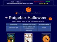 Ratgeber Halloween