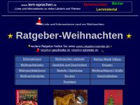 Ratgeber Weihnachten by Hans Püttmann M.A.