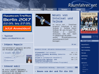 In Space: The Raumfahrer.net