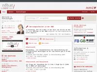 RDB - Rechtsdatenbank