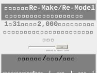 Re-Make/Re-Model