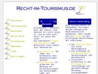 Recht-im-Tourismus.de [Rechtsanwältin Grit Andersch, Berlin]
