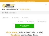 RedeGold Redenschreiberdienst, Inh. Frank Rosenbauer