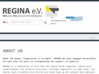 REGINA e.V. - Kompetenznetz IT/Informatik Aachen