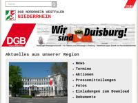 DGB Region Niederrhein