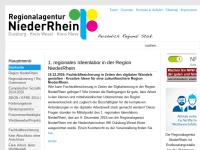 Regionalagentur Niederrhein