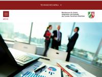 Regionalagenturen in NRW - Arbeitspolitik in Nordrhein-Westfalen