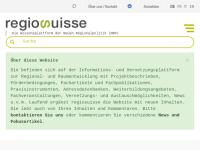 Interreg.ch Plattform