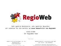 RegioWeb - Regionale Wirtschaftsinformationen für Thüringen