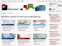 REHADAT - Informationen zur beruflichen Rehabilitation