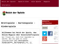 Reich der Spiele: Die ersten Siedler - Interview mit Klaus Teuber