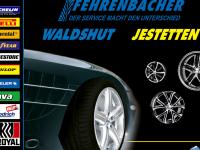 Reifen Fehrenbacher, Schmittenau