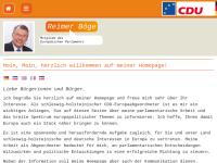 Böge, Reimer