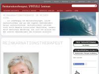 Reinkarnationstherapeut, spirituelle Seminare