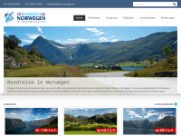 Reisebüro Norwegen