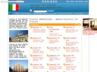 Italien Webkatalog