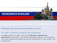 Reiseservice Russland, Wjatscheslaw Popow