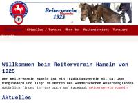 Reiterverein Hameln von 1925 e.V.