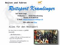 Reitsport Kramlinger
