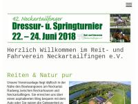 Reit- und Fahrverein Neckartailfingen e.V.