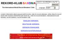 Rekordklub Saxonia