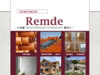 Baustoffhandel Remde GmbH