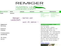 Remiger Thomas Dipl.-Ing., Garten und Landschaftsbau