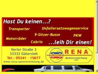 RENA Autovermietung GmbH