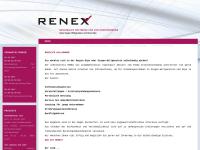 RENEX - REgionales Netzwerk EXistenzgründung